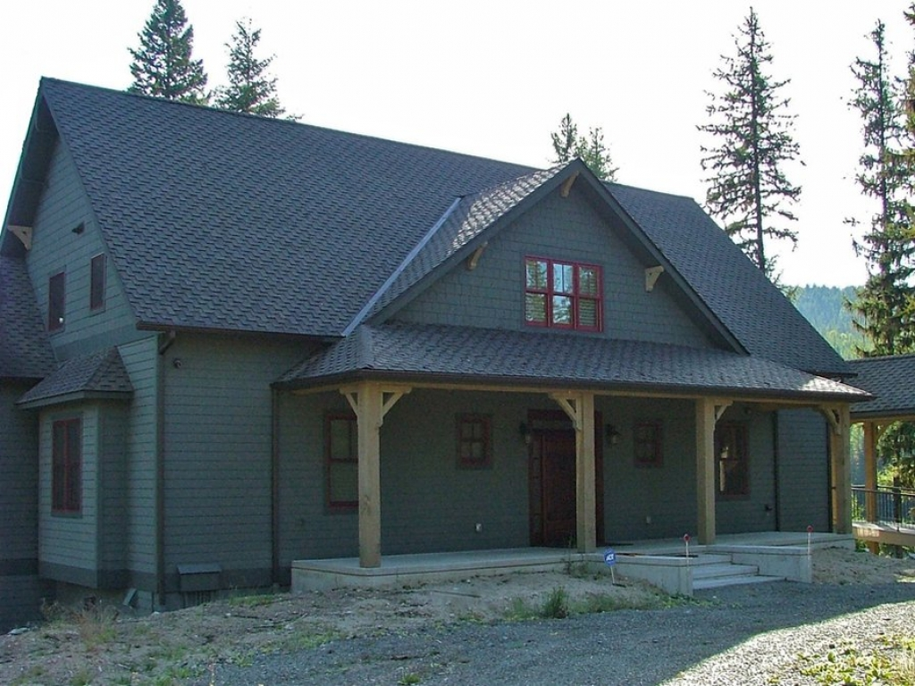 Rustic House Plans Wrap Around Porches