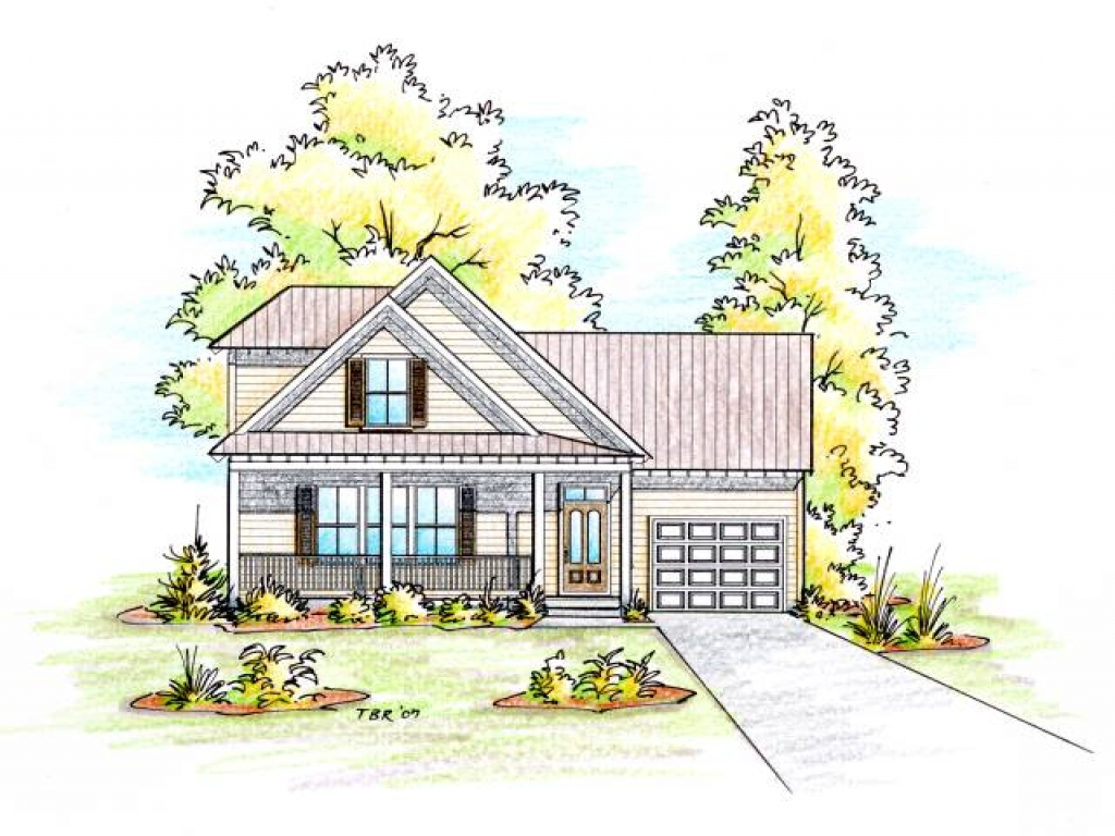 Architectural watercolor renderings architectural site for Watercolor house plans
