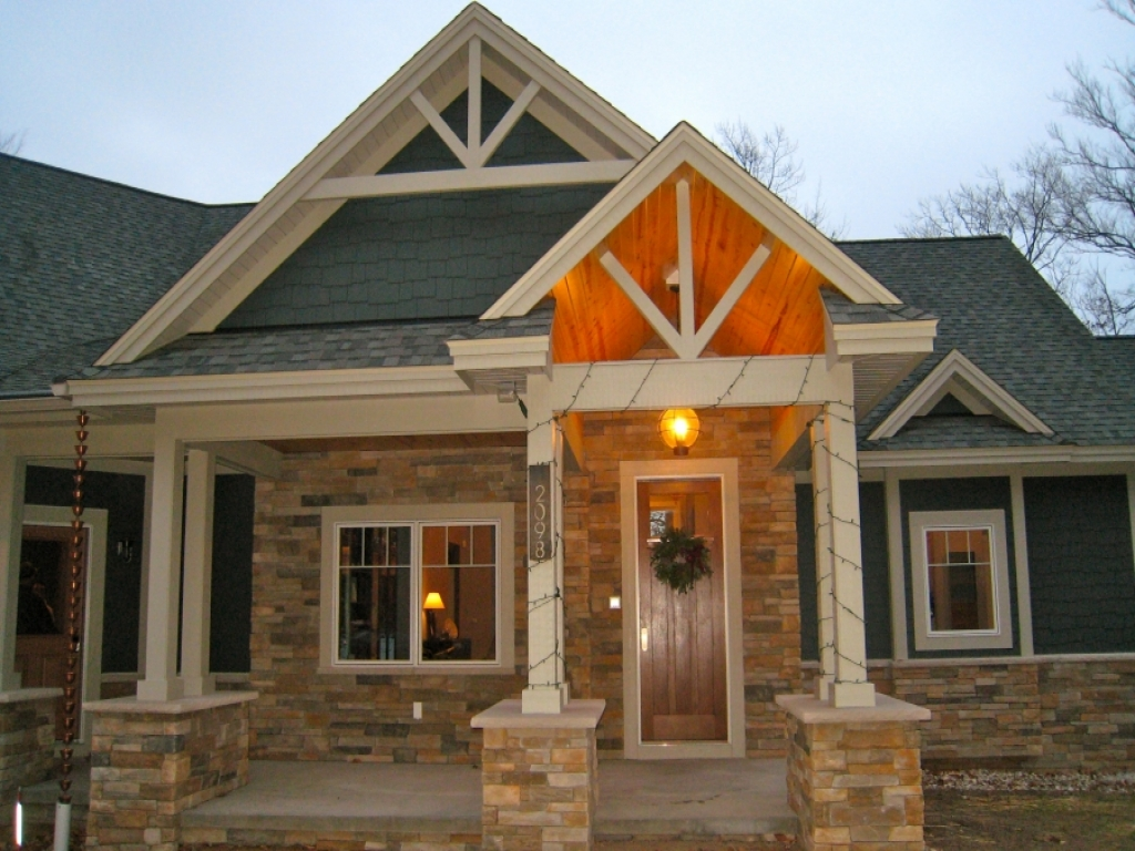 Modern craftsman style homes craftsman style home - What is a craftsman style house ...