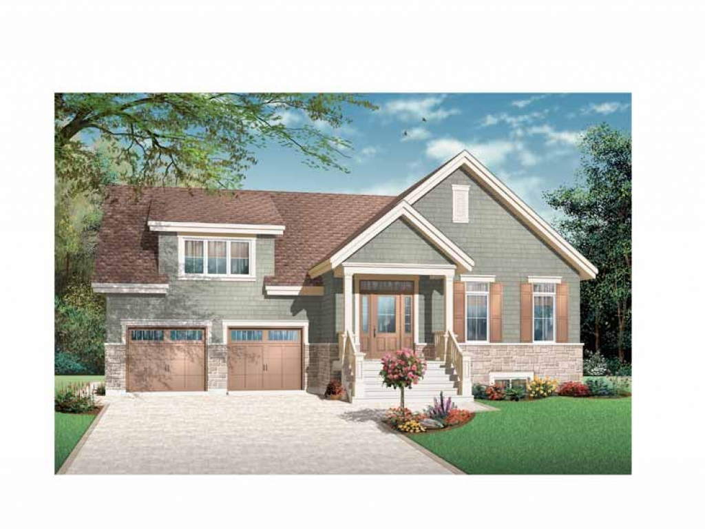 Craftsman house plans craftsman with character house for House plans with character