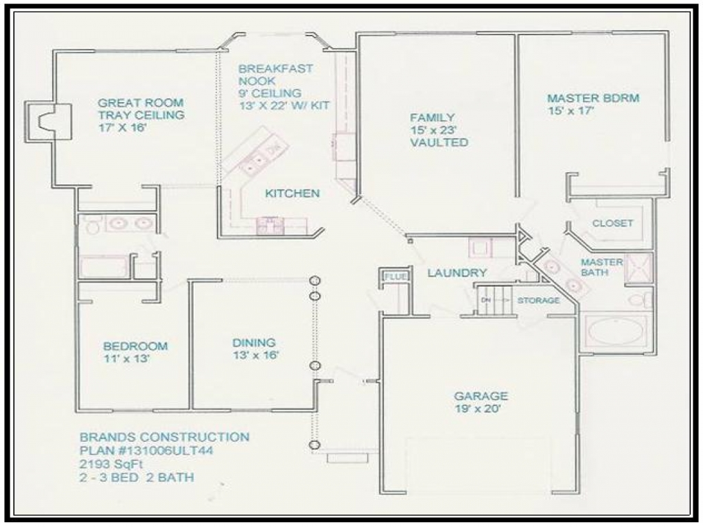 Free house floor plans and designs design your own floor - Free floor plan designer ...