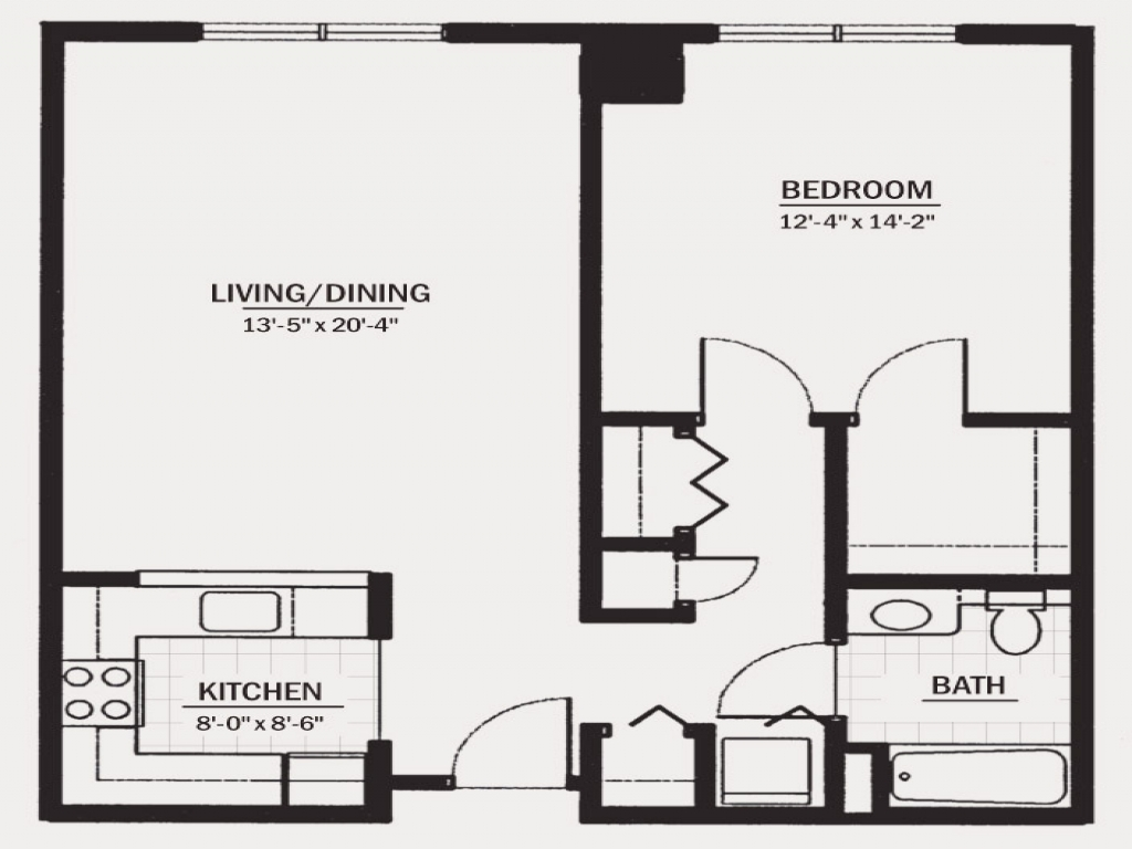 House 500 square feet 800 square feet house plans 800 for 800 sq foot house plans