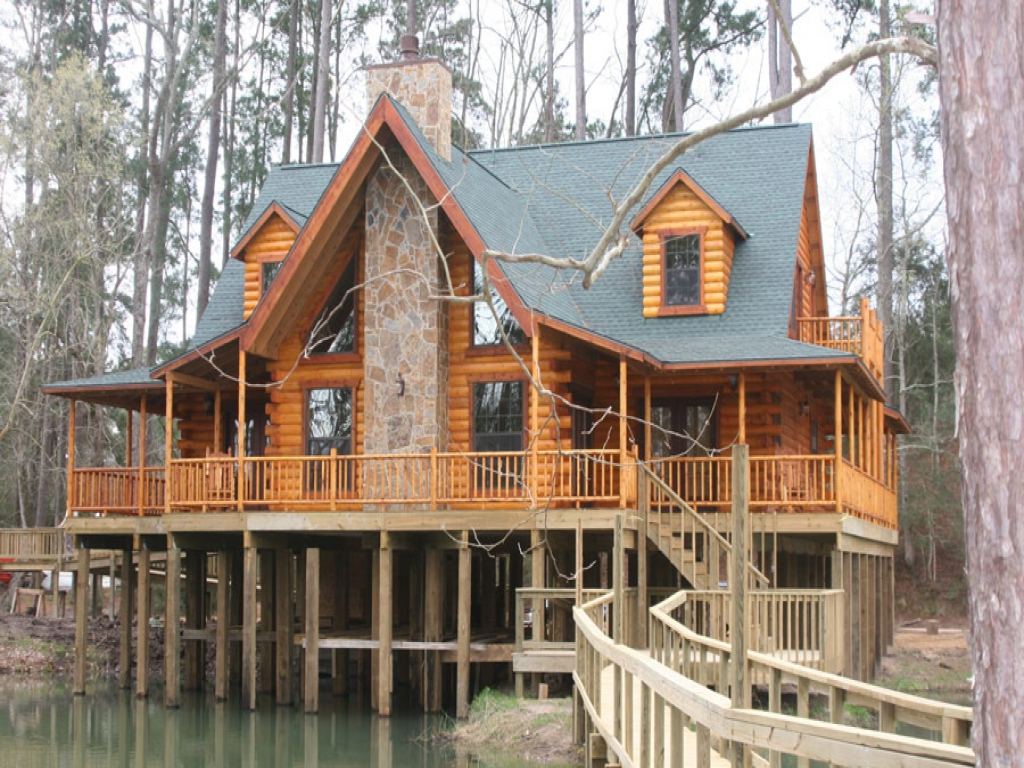 Log Cabin Homes With Pools Log Cabin Homes For Sale Log