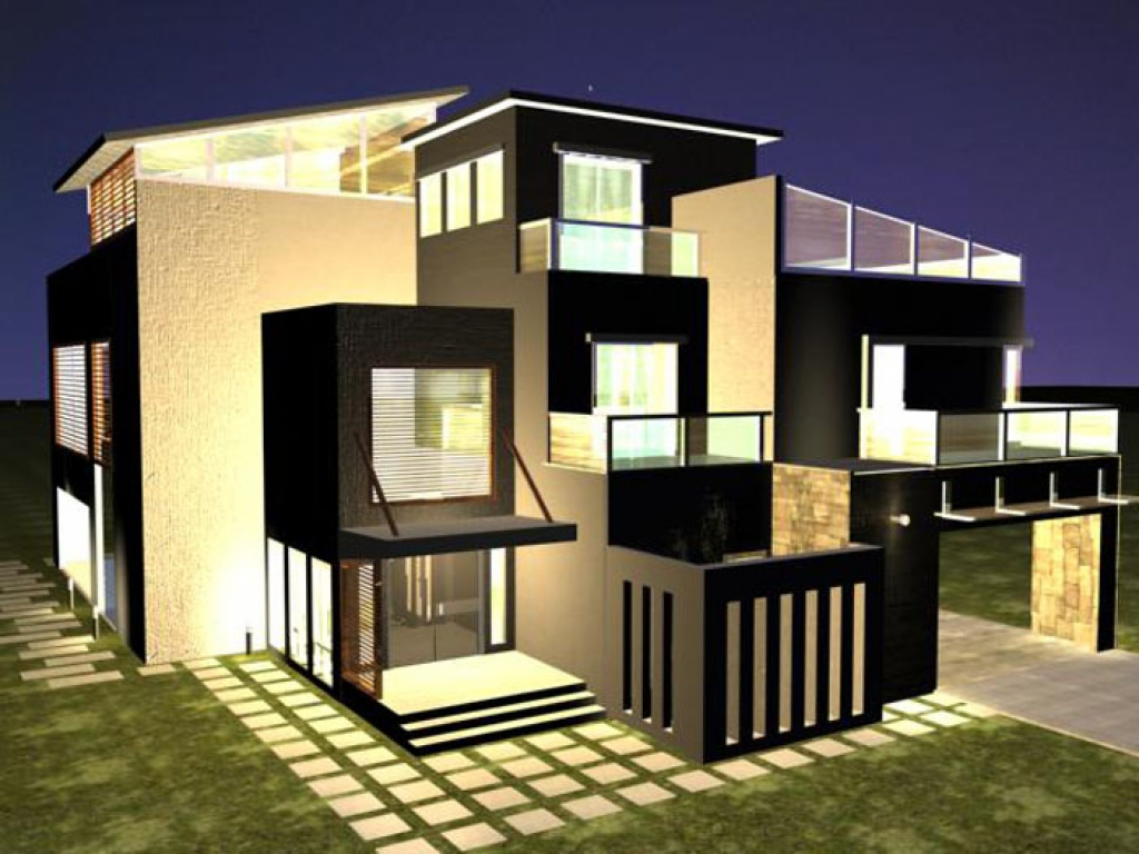 Modern house exterior design best modern house design Simple beautiful homes exterior