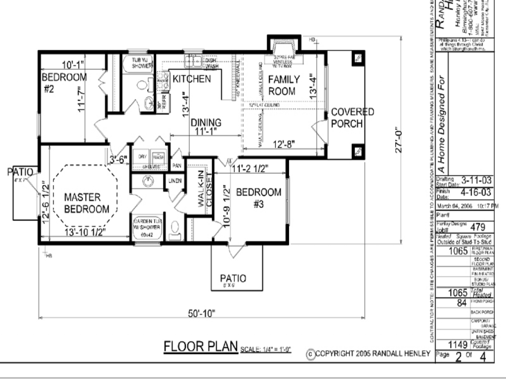 Nice one story houses simple one story house floor plans for Most popular one story house plans