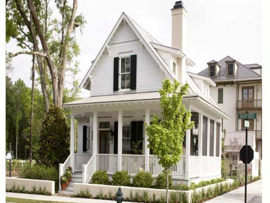 Southern cottage house plans small cottage house plans for Southern cottage plans