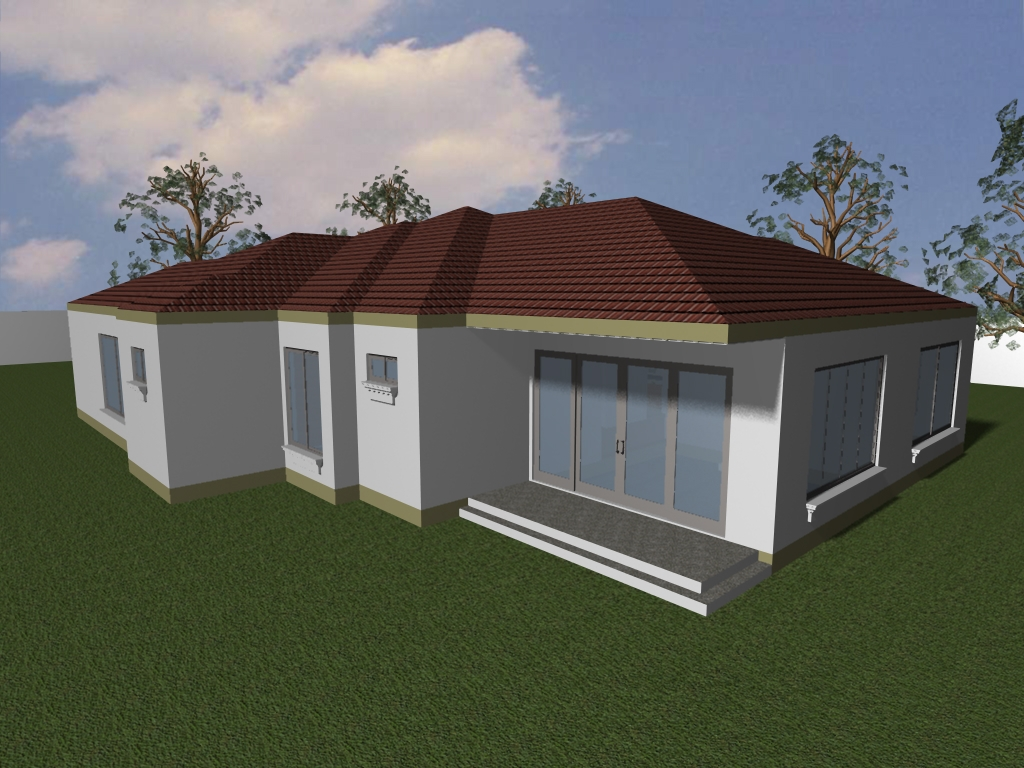 3 bedroom bungalow floor plan 3 bedroom bungalow house for 3 bedroom bungalow plans