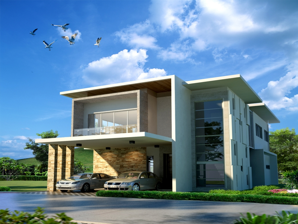 Modern bungalow house in nigeria bungalow house interior for Modern bungalow house designs in nigeria