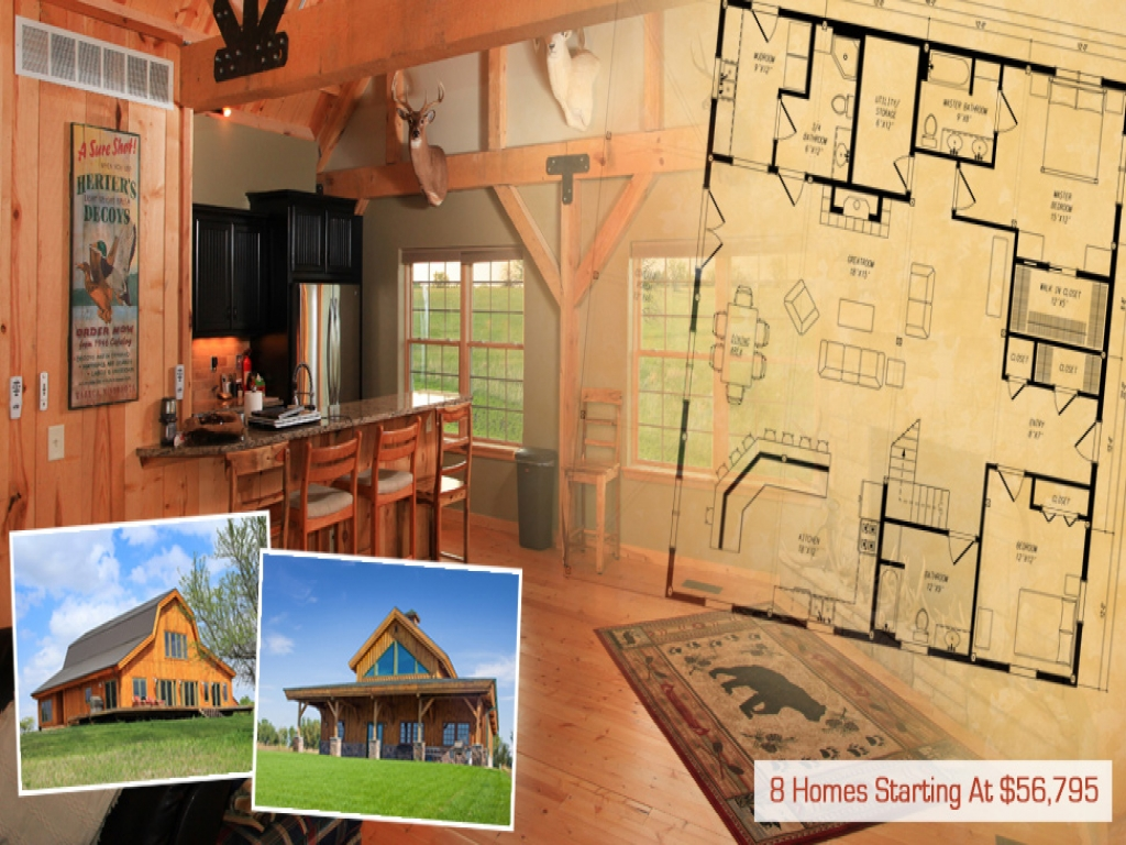 Post And Beam Barn Homes Post And Beam Home Kits Country