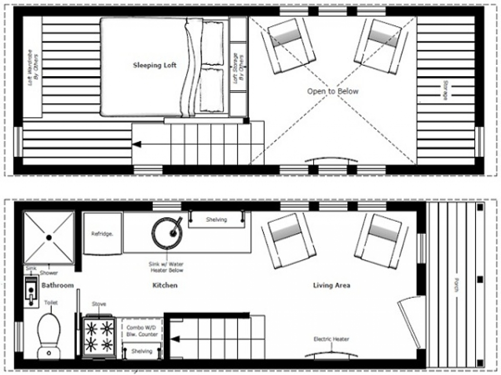 Tiny house kits home floor plans tiny houses tiny house Tiny house floor plan kit