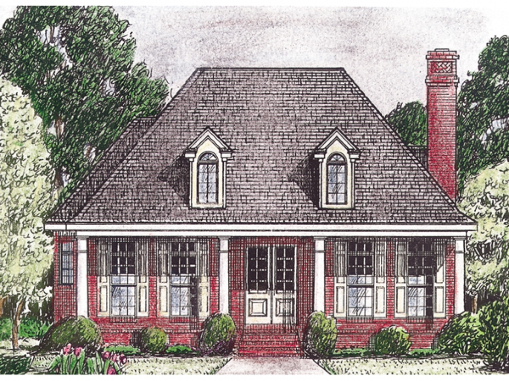 Beautiful french country homes rustic french country house for Savannah style house plans