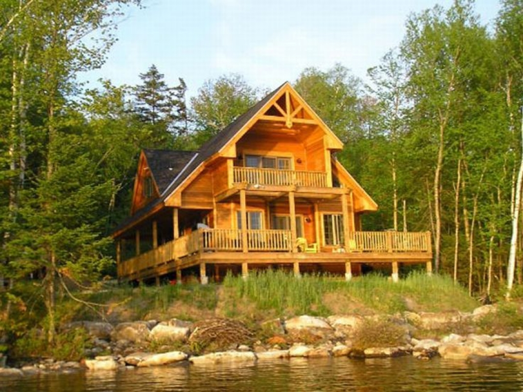 building plans for cabins elevated house plans waterfront waterfront homes house plans lakefront cabin plans treesranch com 1301
