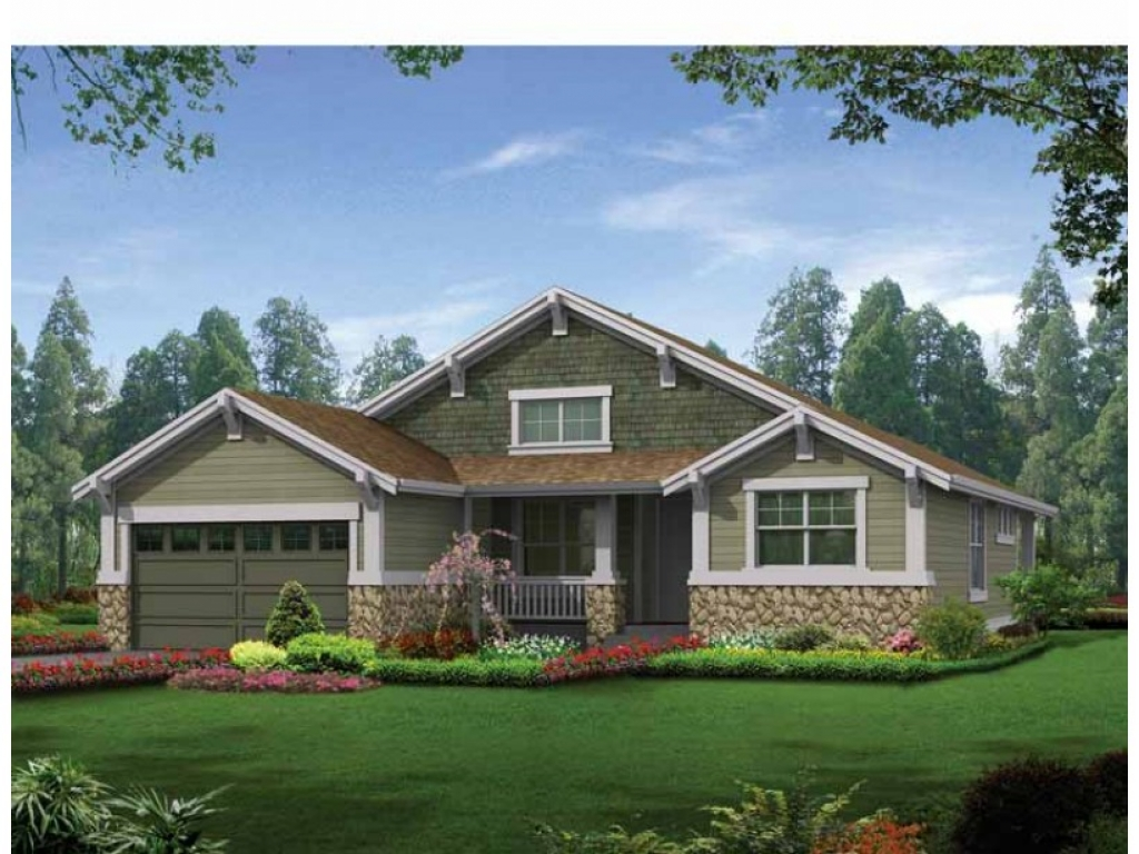 Modern Craftsman House Plans Award-Winning Craftsman House ...