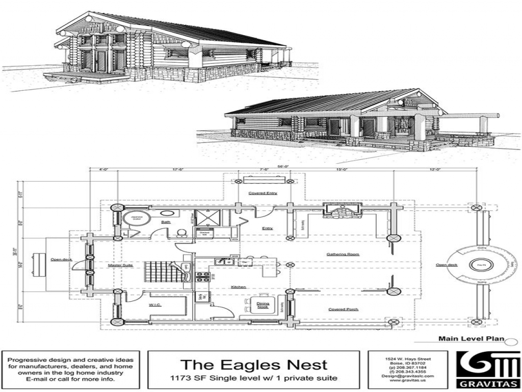 One story cabin floor plans large one story log homes for Single story cabin floor plans