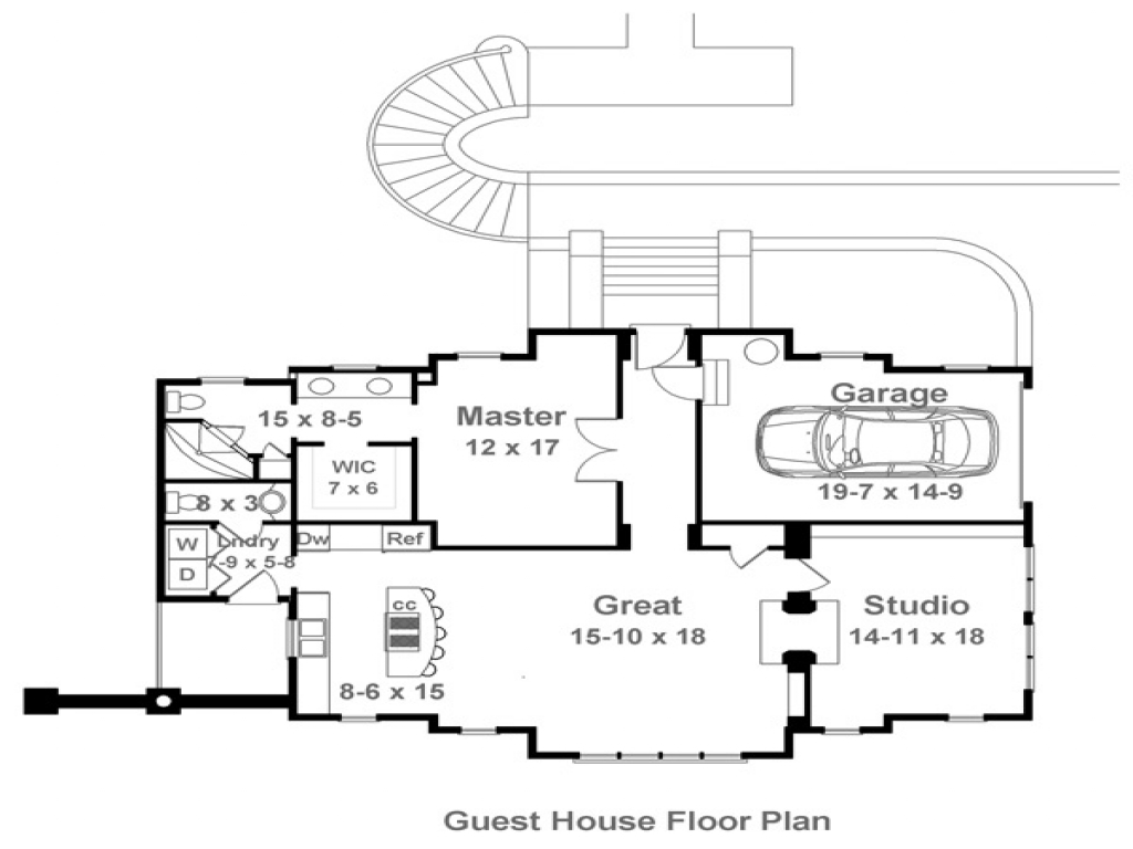 Breeze House Floor Plans: Small Modular Homes Floor Plans Breeze House Floor Plan