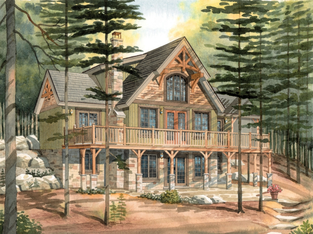 small timber frame cabin house plans simple timber frame