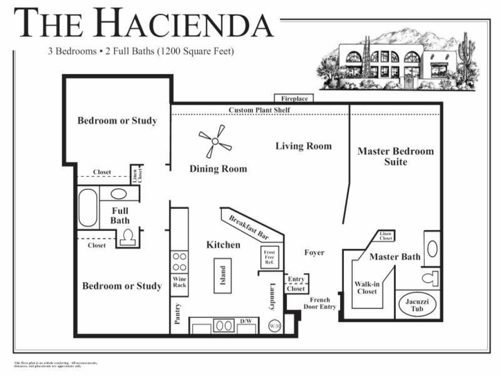 Guest House Floor Plans with Bedrooms Studio Guest House ...