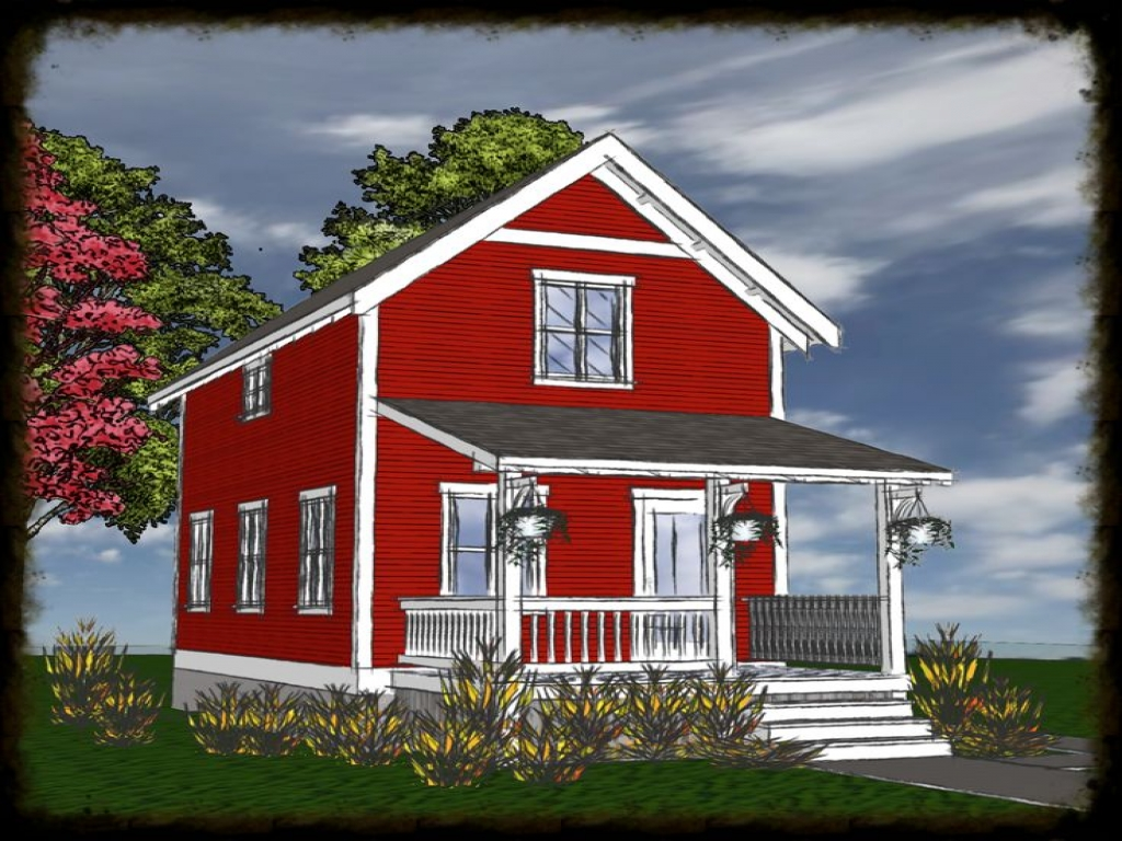 Small House Catalog Small House Models, The Small House