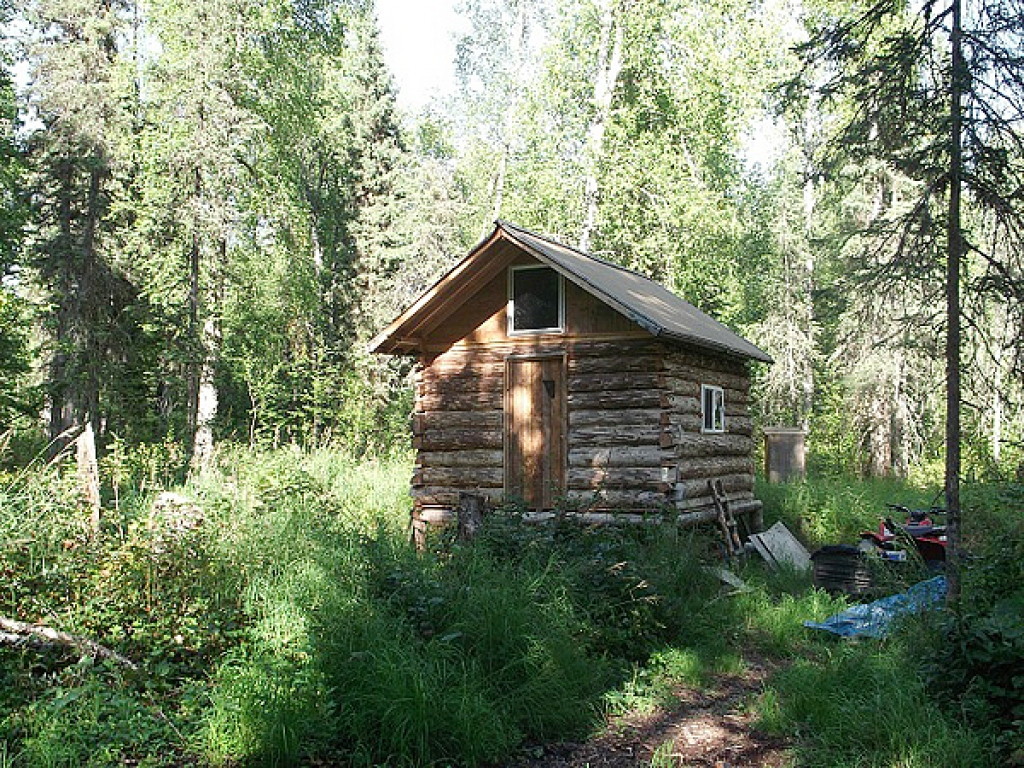 Build simple log cabin log cabin kits easy build cabins for Easy cabin kits