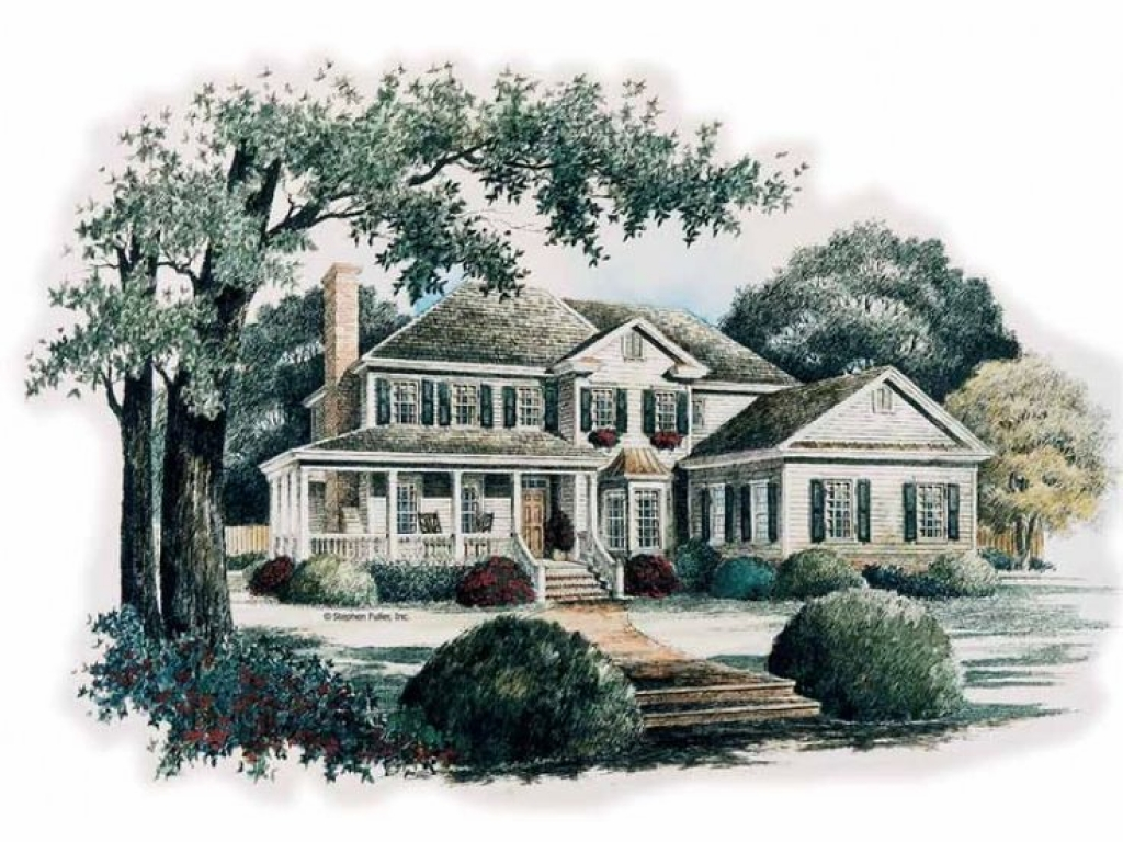 Country style homes floor plans eplans country house plan for Eplans house plans