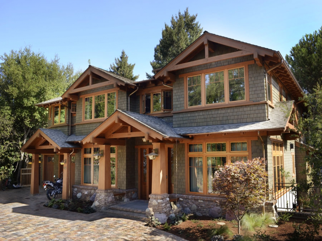 Craftsman Style Home Architecture Robert R Blacker House