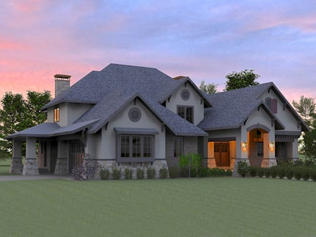 New cottage house plans luxury cottage house plans for Mountain cottage house plans