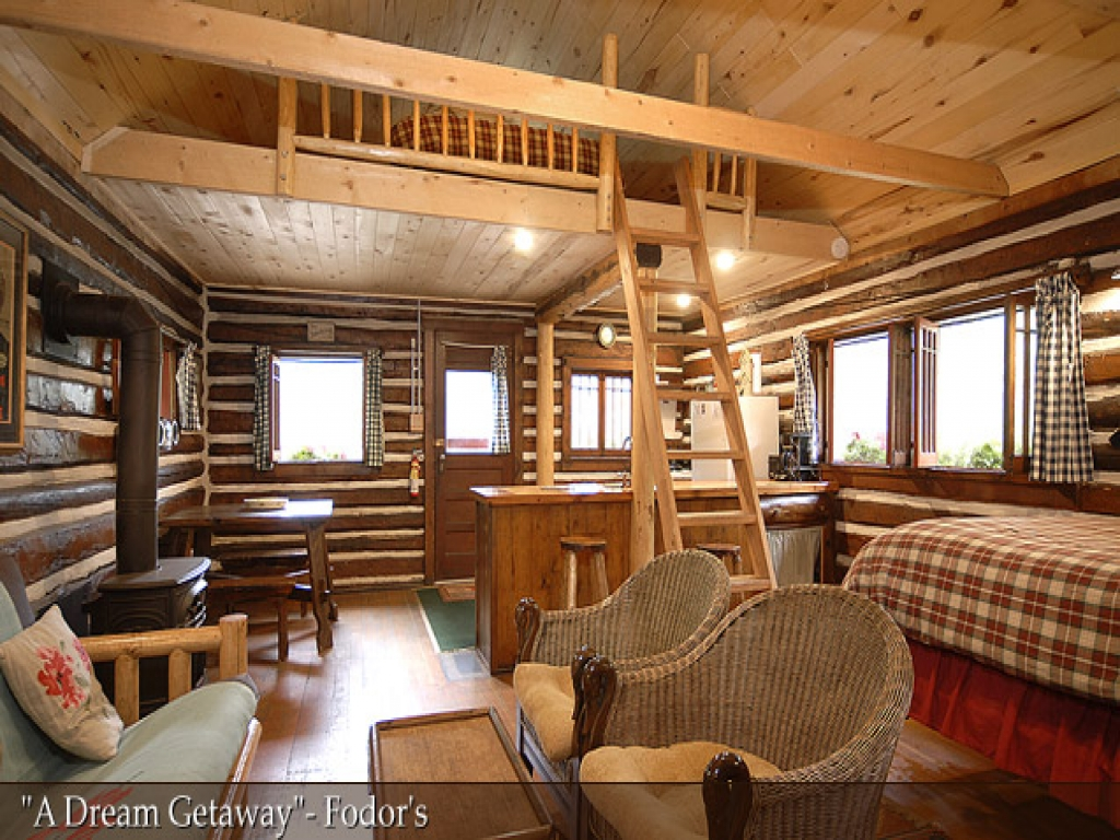 Hunting Cabin Interior Do It Yourself Hunting Cabins: Small Hunting Cabin Interiors Primitive Cabin Interiors