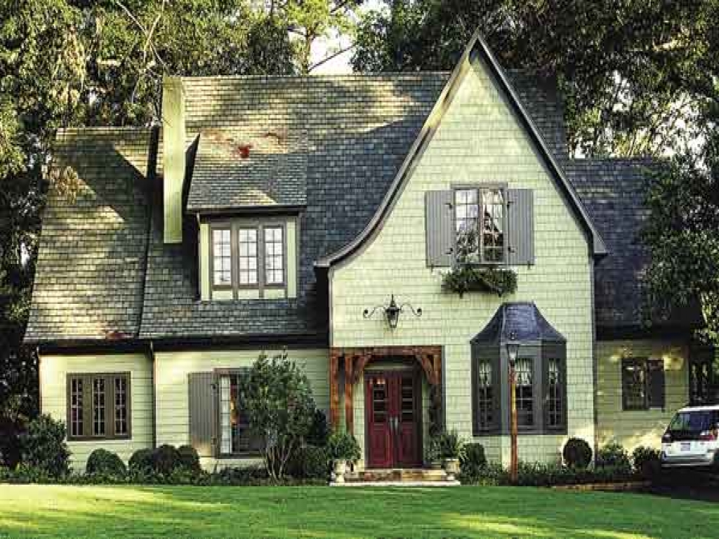 Southern living cottage house plans cottage style southern for Southern cottage style