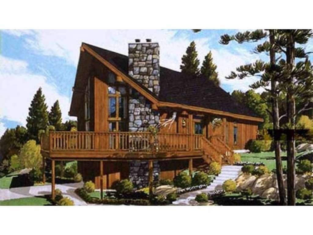 Chalet Style Homes Floor Plans Chalet House Plans Chalet