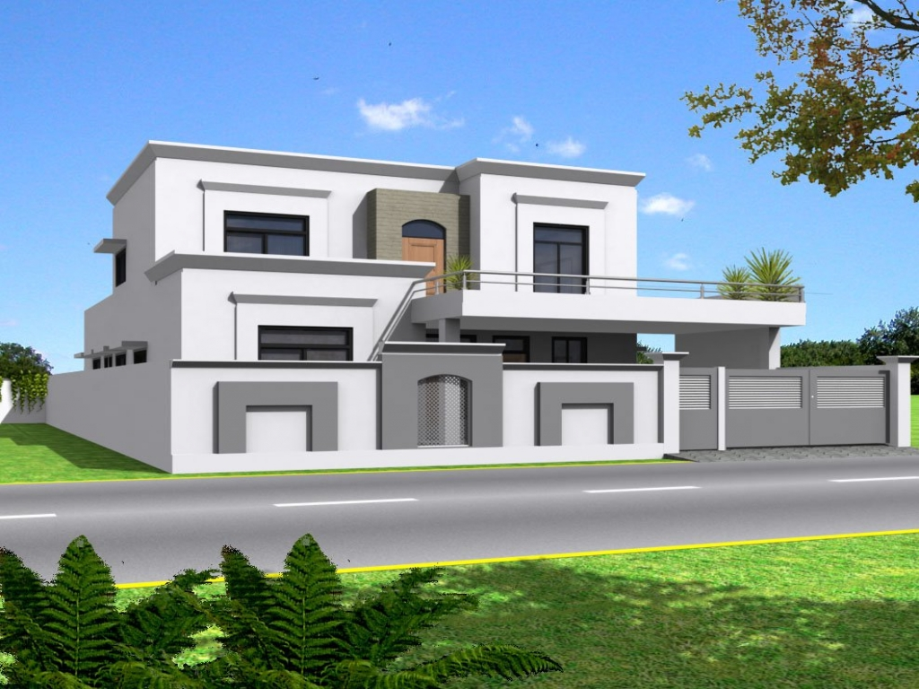 Front Elevation Of A Small House : Front elevation small house designs design