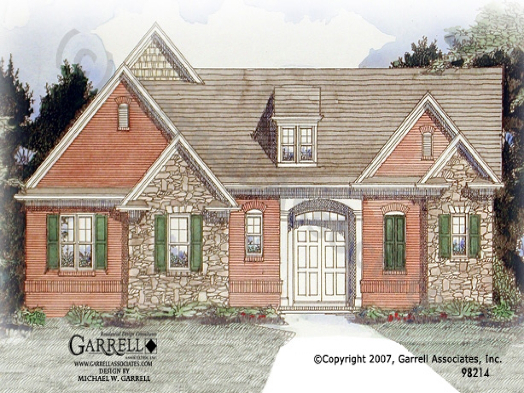 Ranch style house plans with courtyard open ranch style for Savannah style house plans