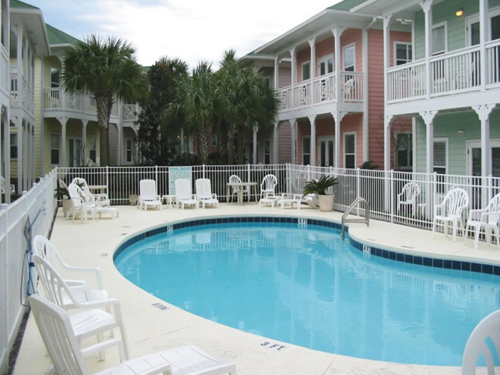 Wyndham Beach Cottages Destin Fl