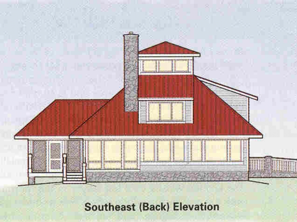 Passive solar design house plans passive solar heating for Passive solar house kits
