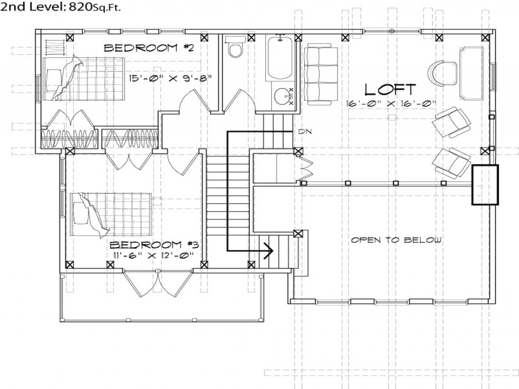 Simple Affordable House Plans Simple House Floor Plan Log