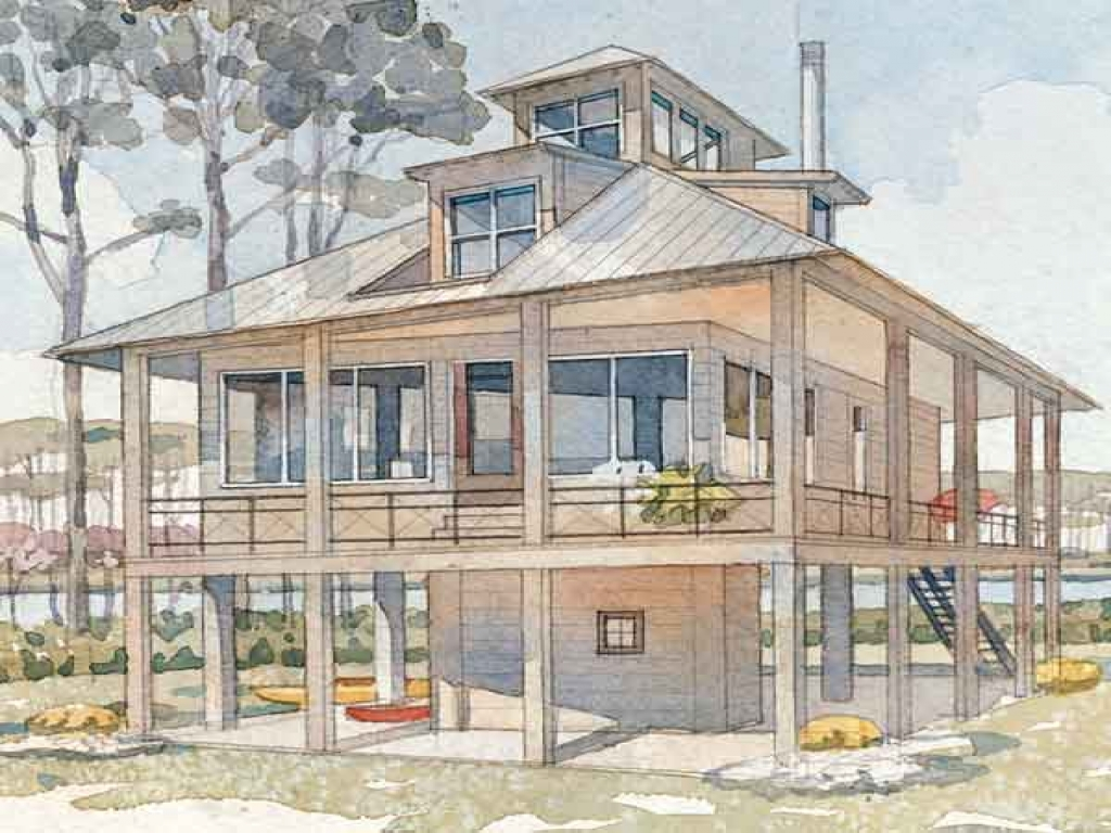Raised Low Country Style House Plans on raised cottage style house plans, raised plantation style house plans, raised ranch style house plans,