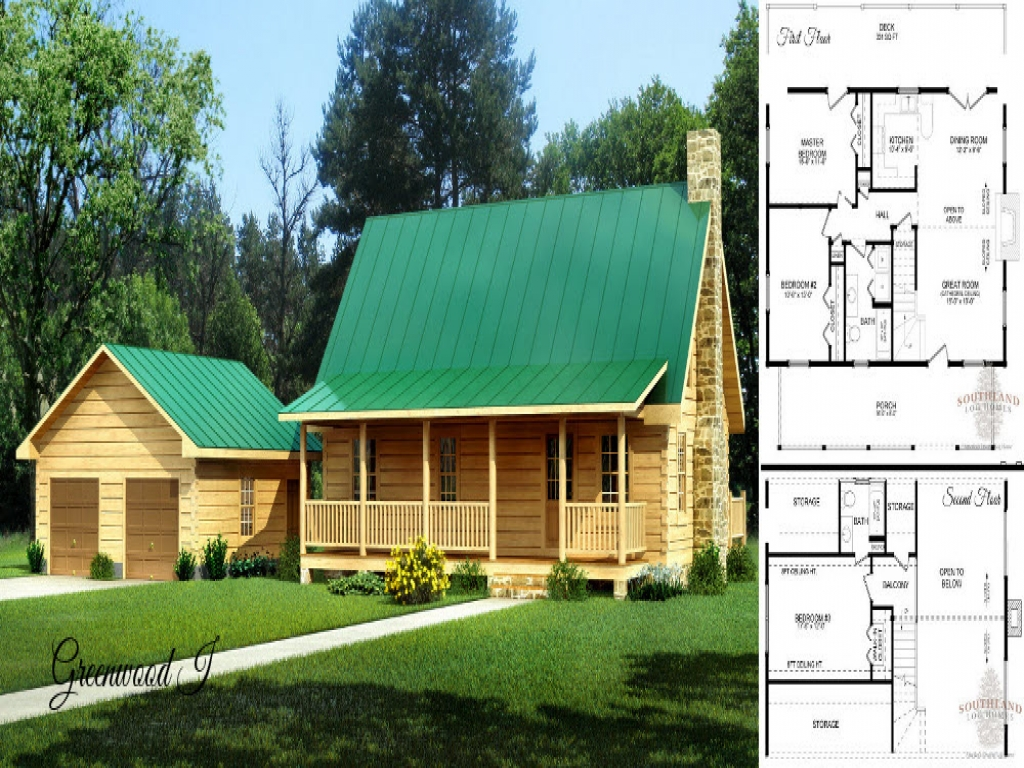 Simple Log Home Floor Plans Log Home Open Floor Plan Greatwood Log Homes Floor Plans