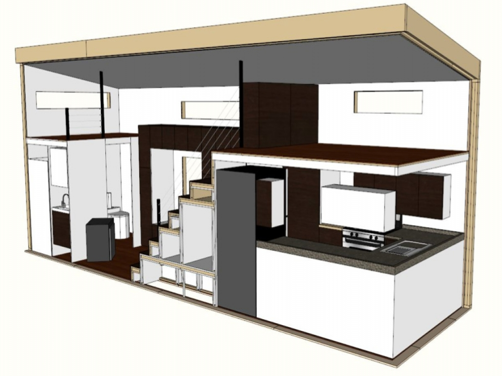 tiny house on wheels plans tiny houses on wheels floor