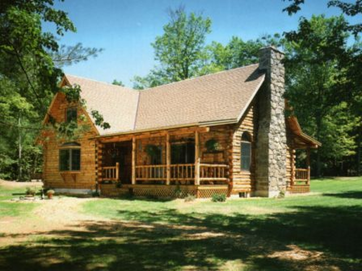 Small Cottage House Plans Small Log Home House Plans