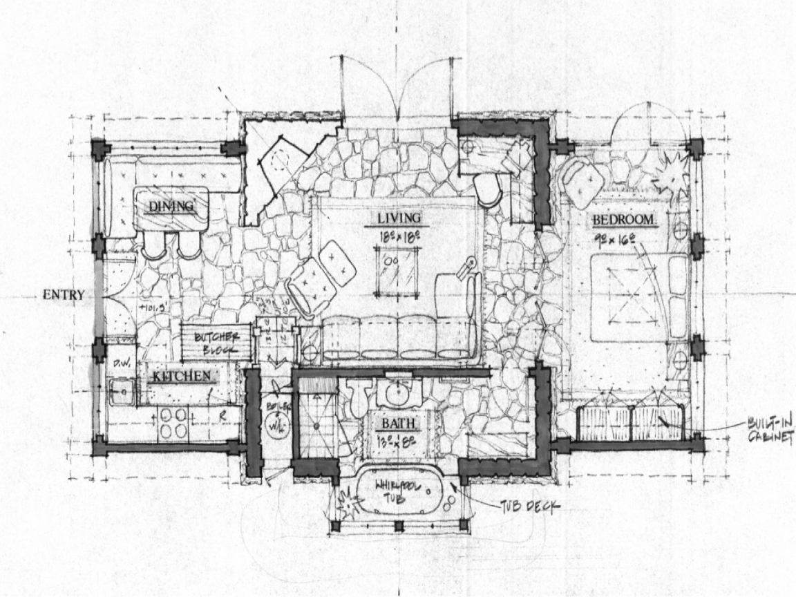 Carriage house barns colorado carriage house floor plan for Carriage plans