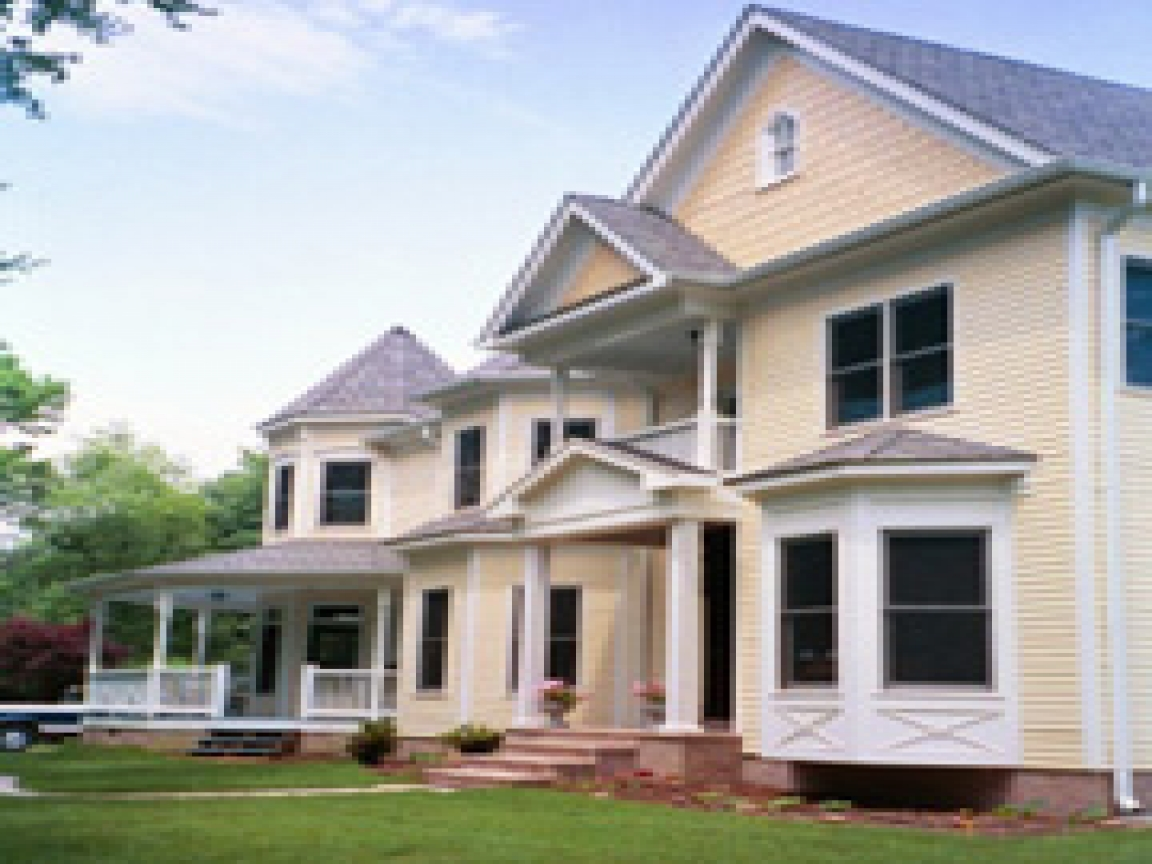 Custom built victorian homes old victorian homes custom for Custom victorian homes