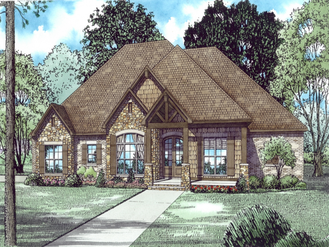 Craftsman style house plans with 3 car garage vintage for Vintage garage plans