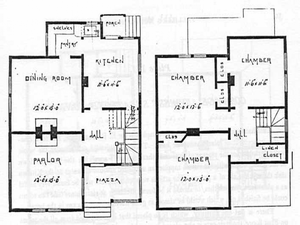 Low cost floor plans low cost house plans small house for Tiny house plans cost to build