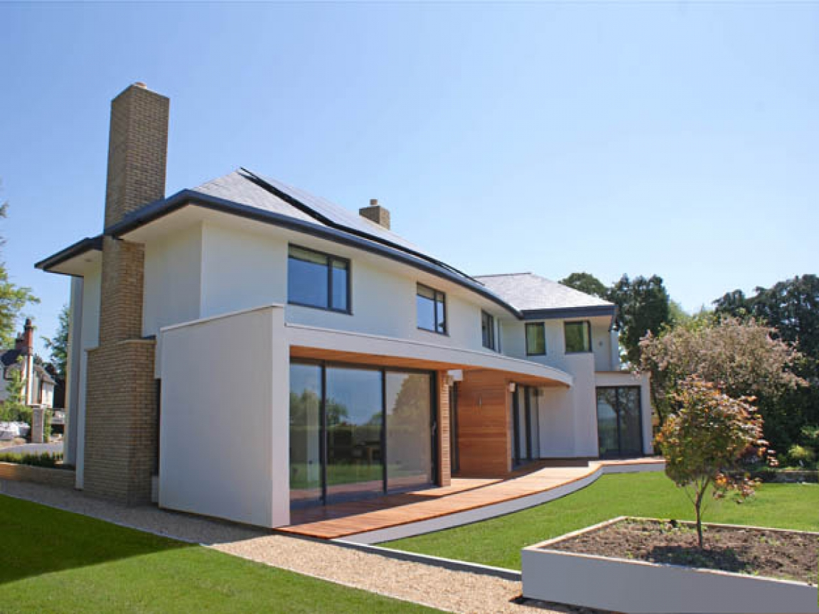 Contemporary house design architects uk residential for Residential home designers