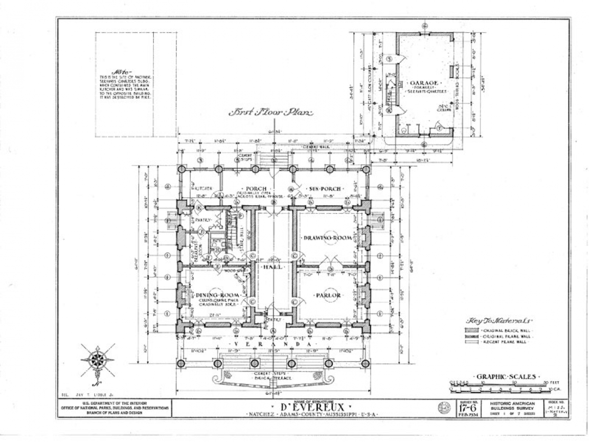 Large luxury house plans antebellum mansion house plans for Large estate house plans