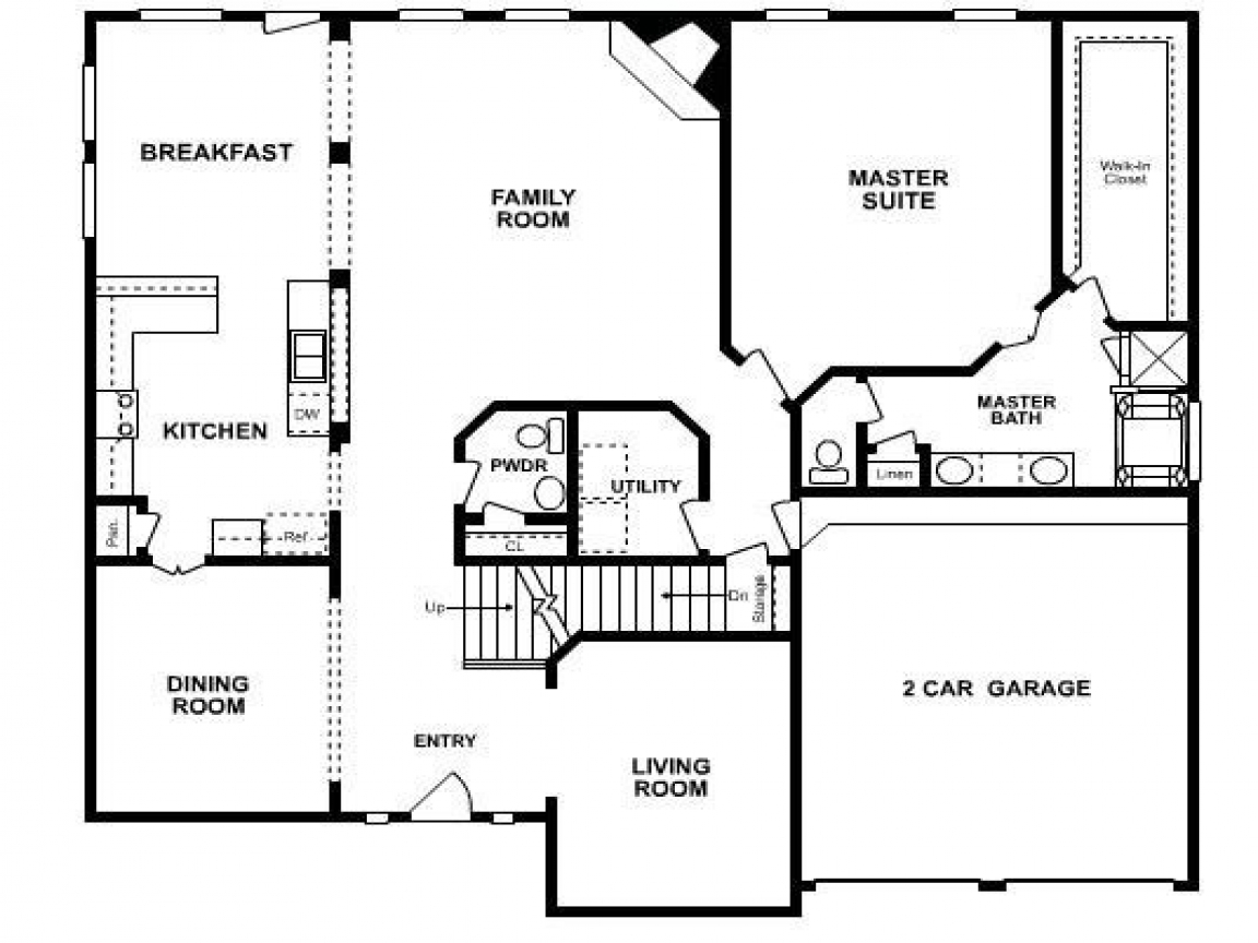 Five bedroom house floor plans 6 bedroom ranch house plans for 5 bedroom house designs