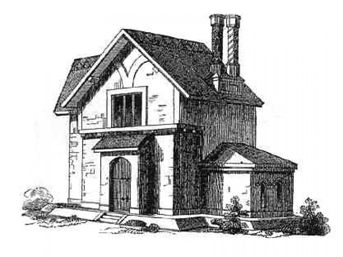 Old english cottage house plans small english cottage for English farmhouse plans