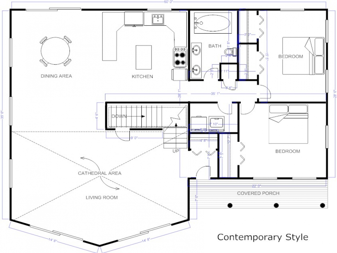 Design your own home floor plan design your own virtual for Design your own virtual house