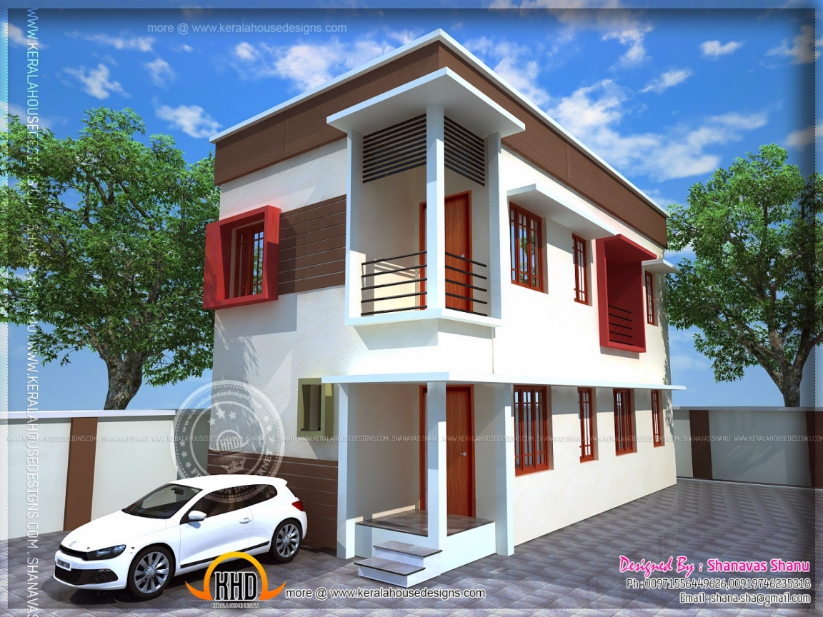 Small villa design small villa house plans small villa for Villa design plan