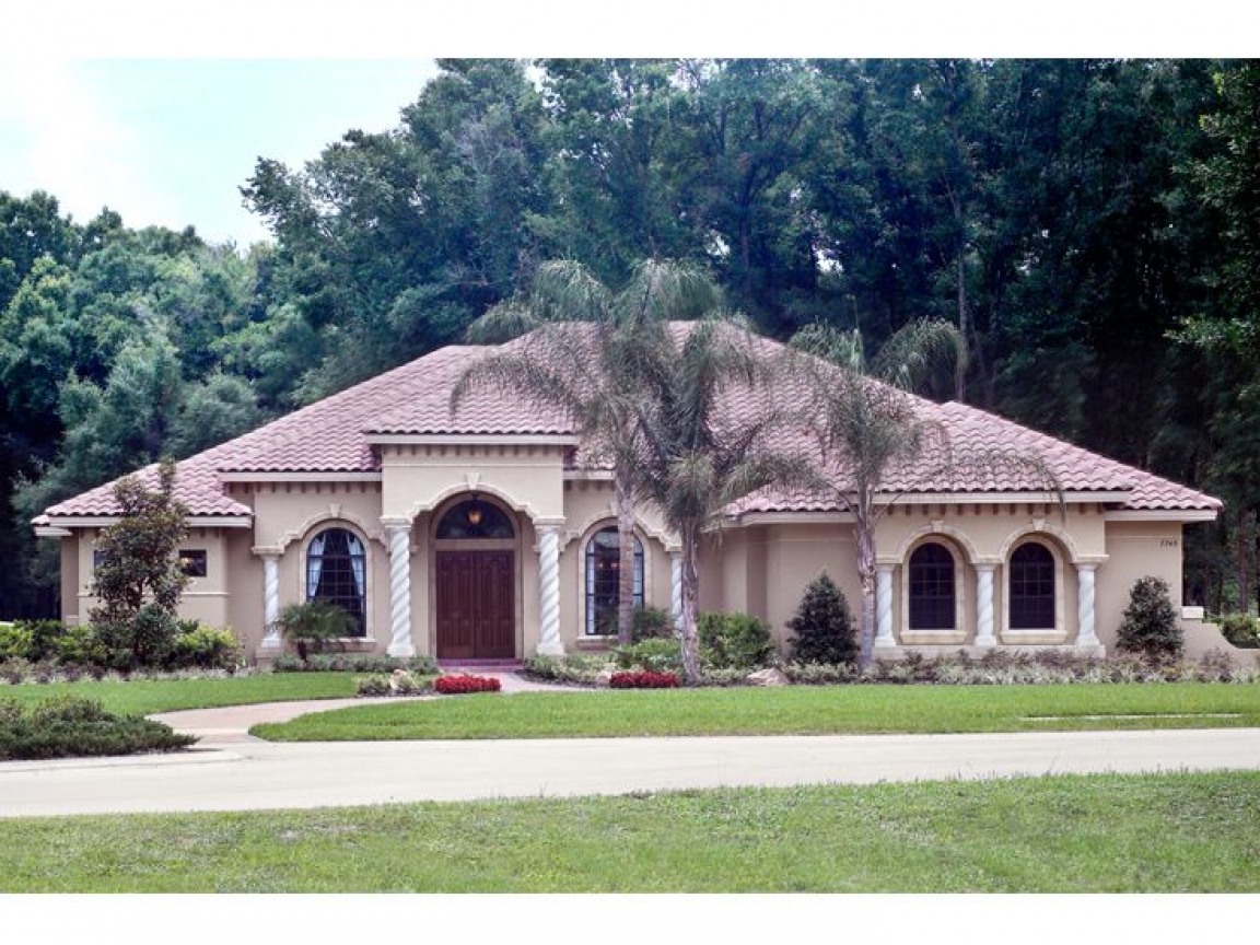 One Story Spanish House Designs on mediterranean spanish house, two tone stucco style house, antique house, ominous house, contemporary spanish house, traditional spanish house, one story spanish home, duplex spanish house,