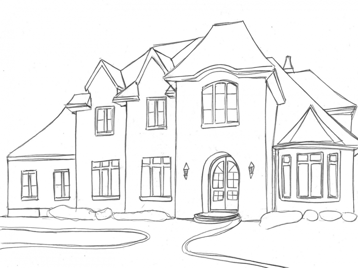 Home design drawing programs house design drawings house drawings plans - Home design degree ...